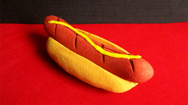 Hot Dog with Mustard by Alexander May - Trick