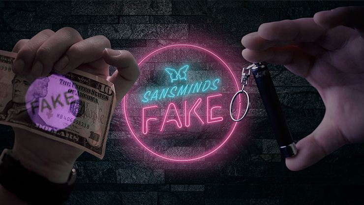 SansMinds Worker's Collection: Fake