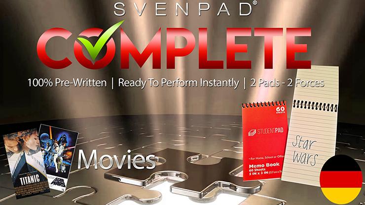 SvenPad® Complete Movies (German Edition)