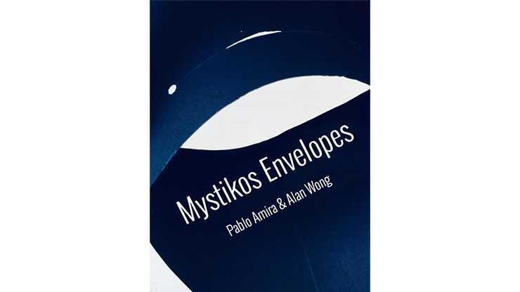 Mystikos Envelopes by Pablo Amira and Alan Wong