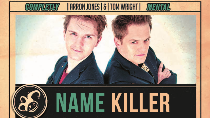 Name Killer by Tom Wright video DOWNLOAD