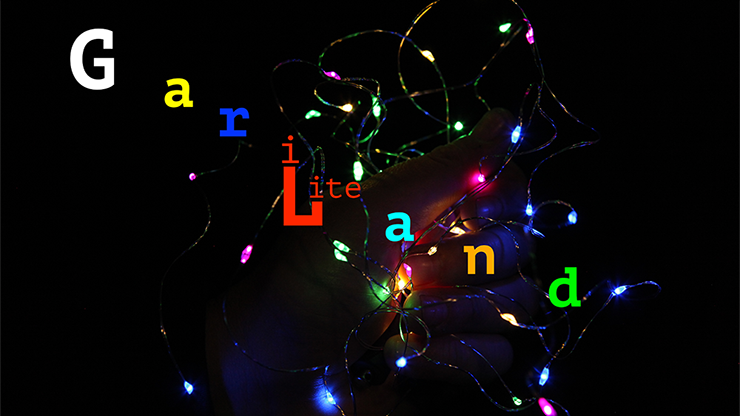 i-Lite Garland by Victor Voitko (Gimmick and Online Instructions) - Trick