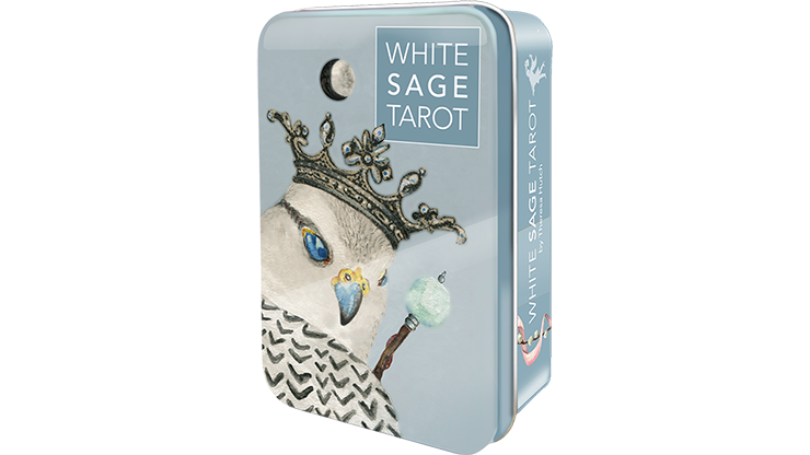 White Sage Tarot Cards