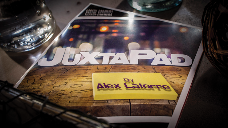JuxtaPad by Alex Latorre and Mark Mason