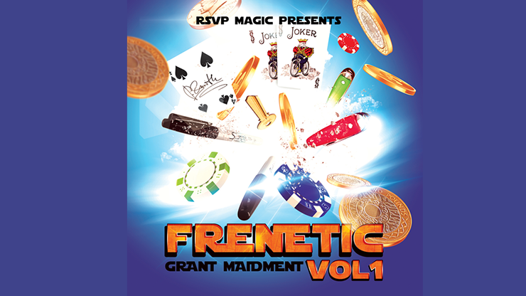 Frenetic Vol 1 - Grant Maidment and RSVP Magic