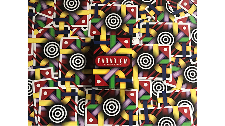 Paradigm Playing Cards - Derek Grimes