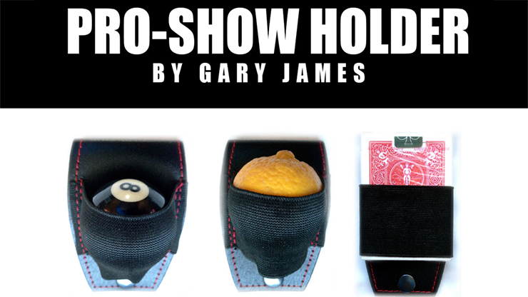 Pro Show Holder - Gary James