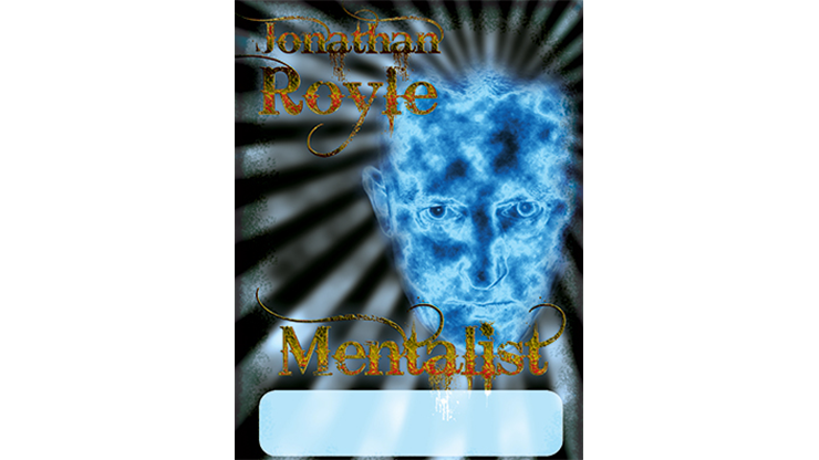 Royle Mentalist Mind Reader & Psychic Entertainer Live by Jonathan Royle Mixed Media DOWNLOAD