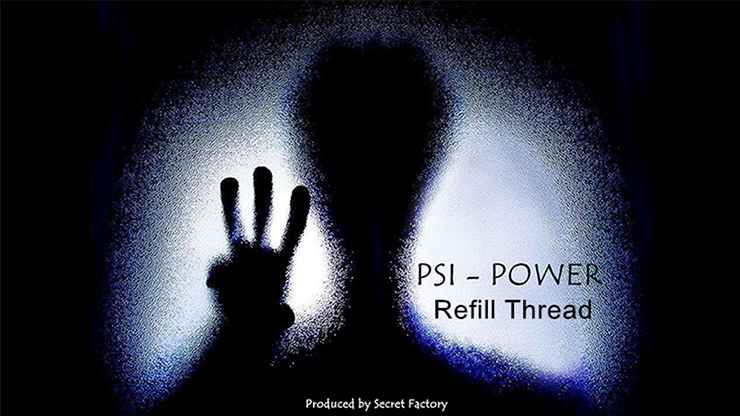 PSI POWER REFILL THREAD (3pack) - Secret Factory