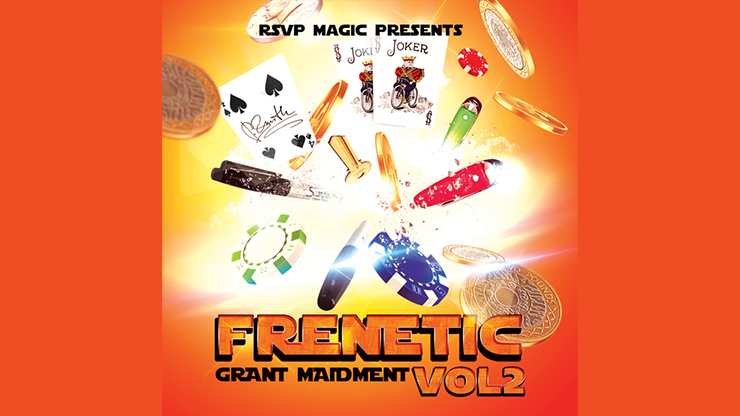 Frenetic Vol 2 - Grant Maidment and RSVP Magic