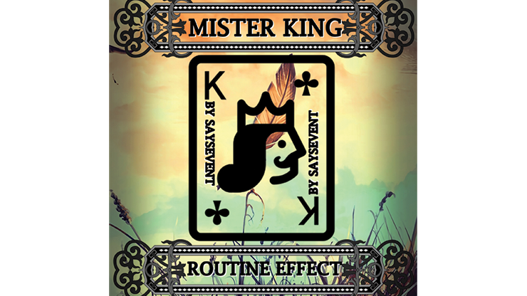 Mister King by SaysevenT