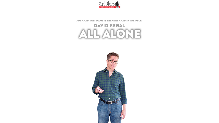 All Alone by David Regal