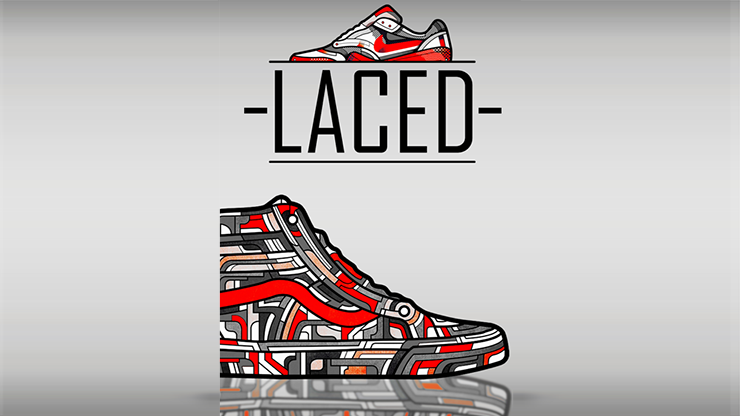Antonio Satiru presents LACED (Gimmicks and Online Instructions)