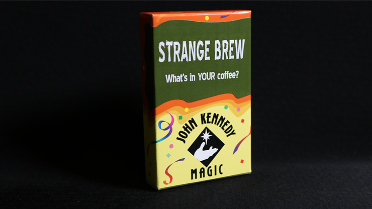 Strange Brew - John Kennedy Magic