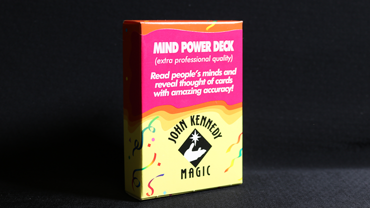 Mind Power Deck - John Kennedy Magic