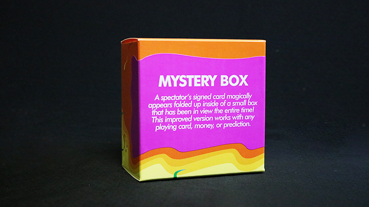 Mystery Box - John Kennedy Magic