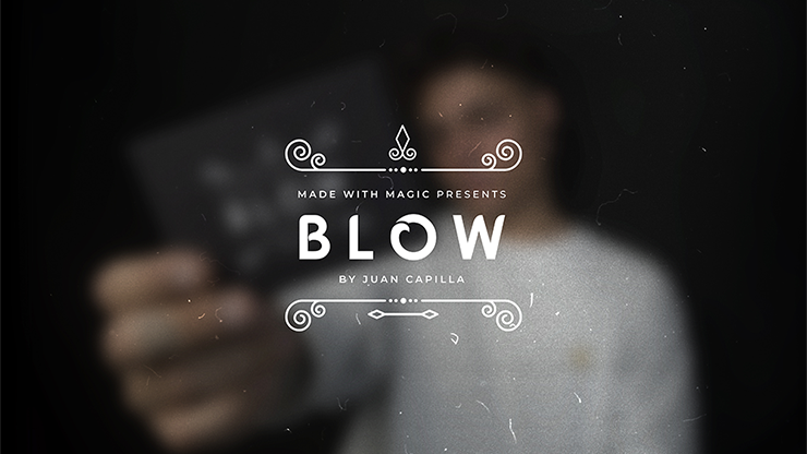 Made with Magic Presents BLOW (Blue) by Juan Capilla