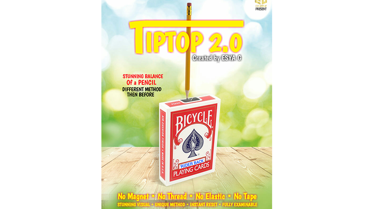 TIPTOP 2.0 by Esya G