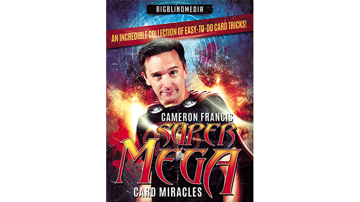 Super Mega Card Miracles by Cameron Francis video DOWNLOAD