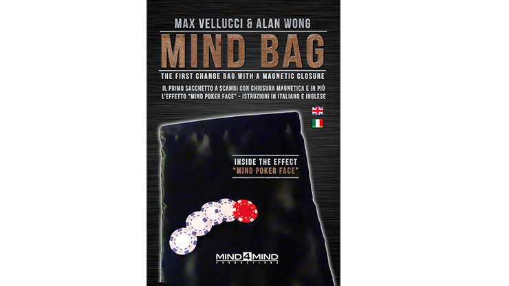 Mindbag - Max Vellucci and Alan Wong