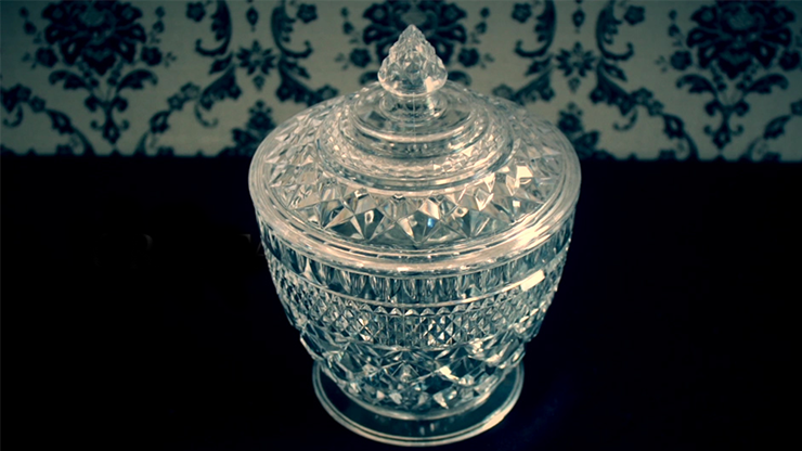 Crystal Silk Cup - Tejinaya Magic