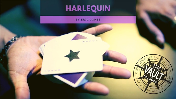 The Vault  Harlequin - Eric Jones video DOWNLOAD