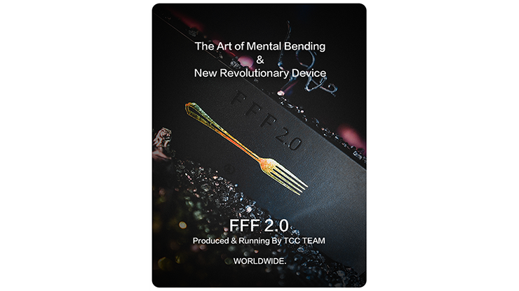 The Art Of Mental Bending, FFF 2.0 By TCC (Size 12)