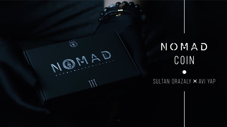 Skymember Presents: NOMAD COIN (Bitcoin Gold) - Sultan Orazaly and Avi Yap