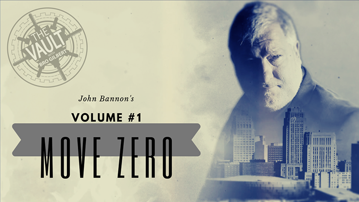 The Vault  Move Zero Volume #1 - John Bannon video DOWNLOAD