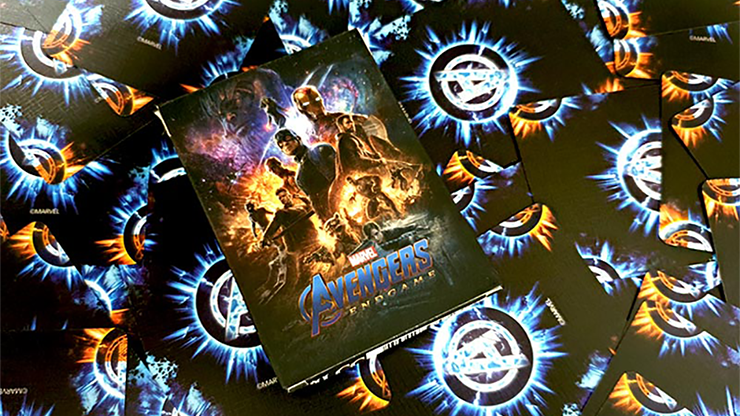 Avengers Endgame Classic Playing Cards