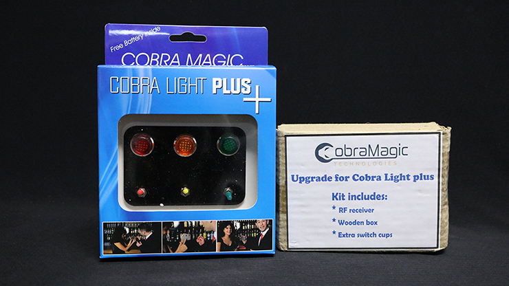 Cobra Light Combo Pack by Cobra Magic - Trick