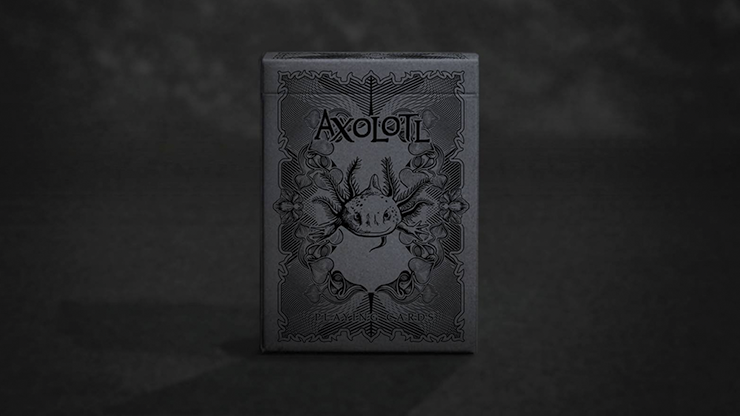 Axolotl Playing Cards - Enigma Cards