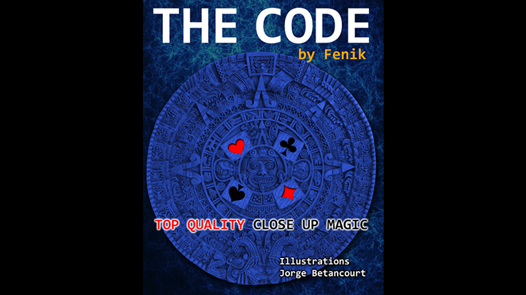 THE CODE (English Version) - Fenik  Book