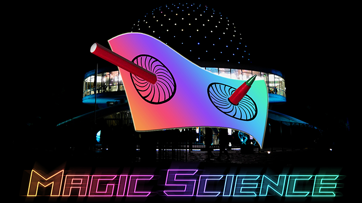 MAGIC SCIENCE by Hugo Valenzuela