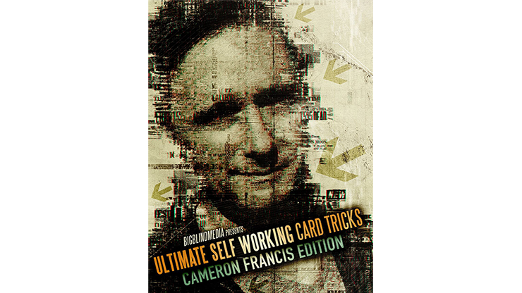 Ultimate Self Working Card s: Cameron Francis Edition video DOWNLOAD