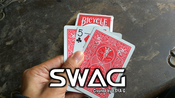 SWAG by Esya G