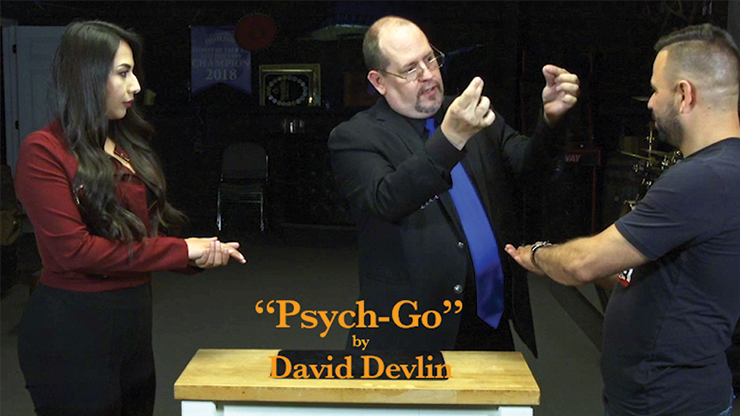 Psych Go by David Devlin video DOWNLOAD