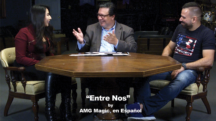 Entre Nos by AMG Magic (Spanish Only) video DOWNLOAD
