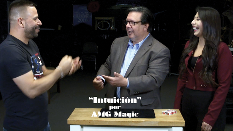 Intuición by AMG Magic (Spanish Only) video DOWNLOAD