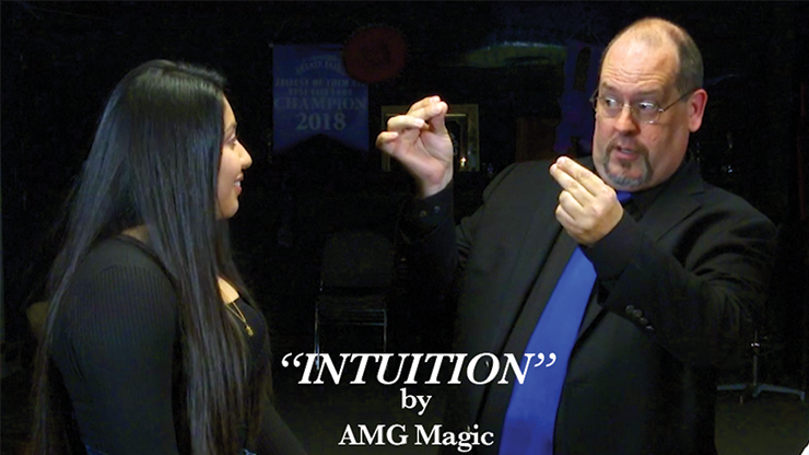 Intuition by David Devlin and AMG Magic (English Version) video DOWNLOAD