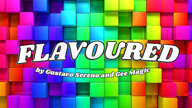 Flavoured - Gustavo Sereno and Gee Magic