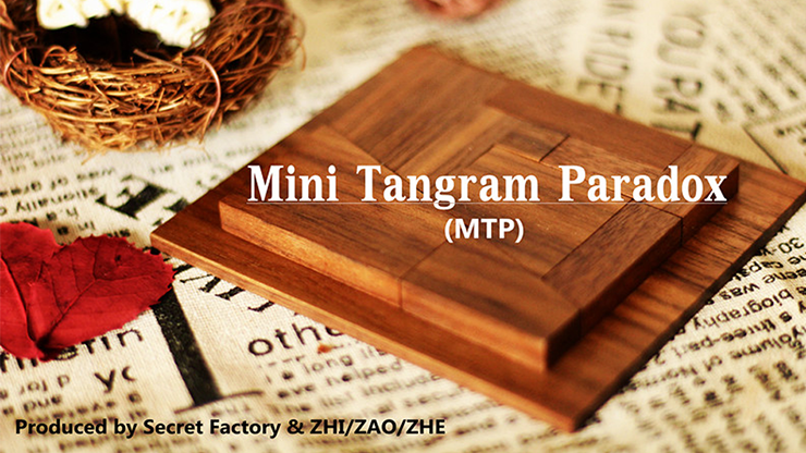 Mini Tangram Paradox (MTP) by Secret Factory