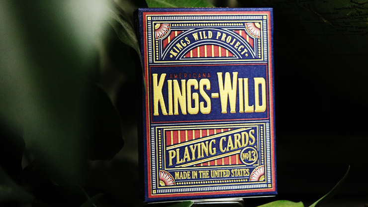 Kings Wild Americanas LTD Edition - Jackson Robinson