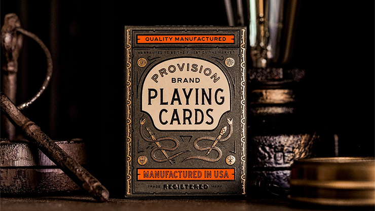 Provision Playing Cards by theory11