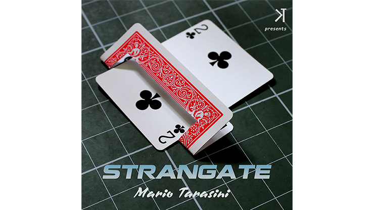 Strangate by Mario Tarasini and KT Magic