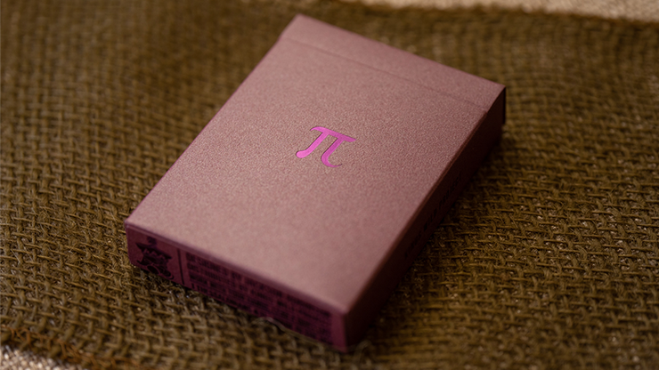 Plum Pi Playing Cards by Kings Wild Project
