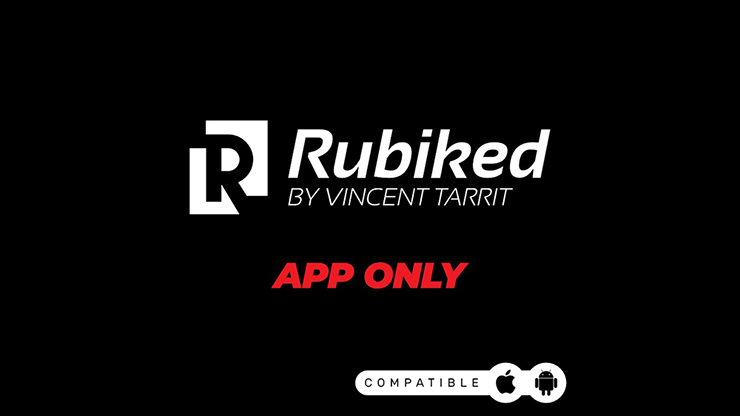 Rubiked (App Only) - Vincent Tarrit