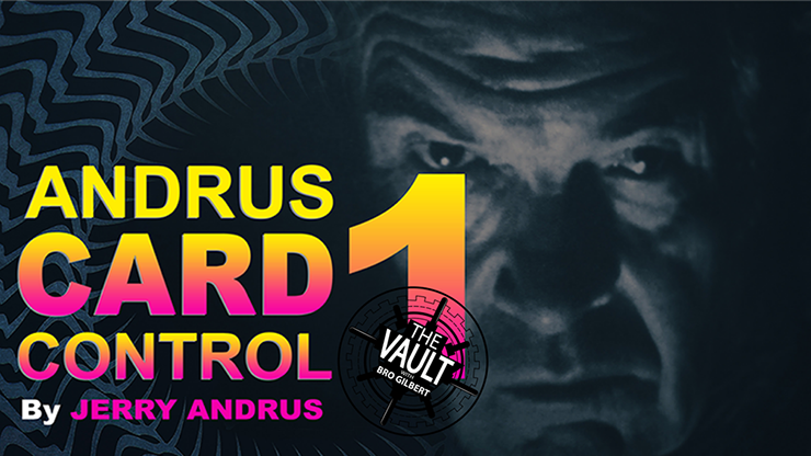 Andrus Card Control 1 by Jerry Andrus