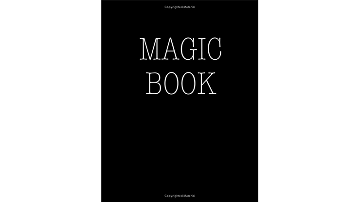 MAGIC BOOK - Ryan Chandler