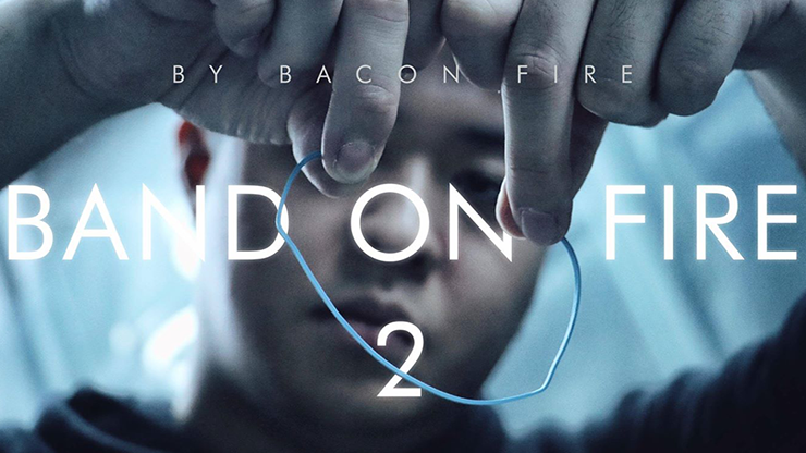 Band on Fire 2  by Bacon Fire and Magic Soul